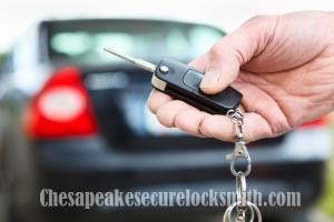 Chesapeake auto lockout locksmith