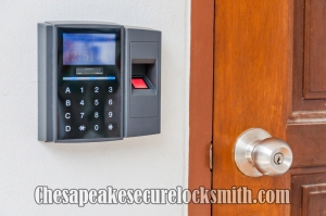 Chesapeake key pad locksmith